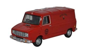 OXFORD DIECAST 76SHP011 1:76 OO SCALE Sherpa Van Royal Mail